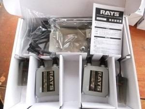 RAYS HIDコンバージョンキット