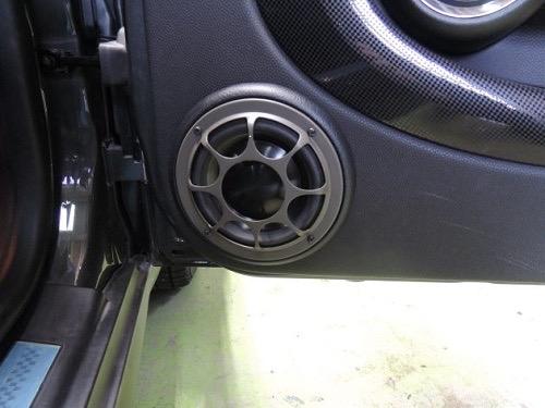 BMWミニモレルELATEウーハー