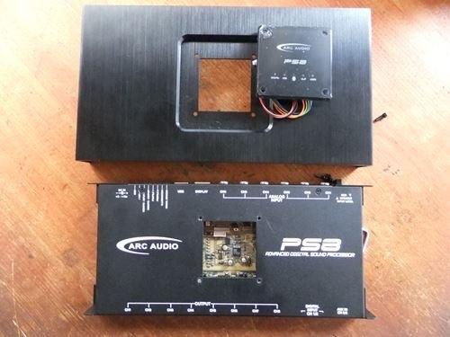 ARCAUDIO(アークオーディオ)プロセッサーPS8