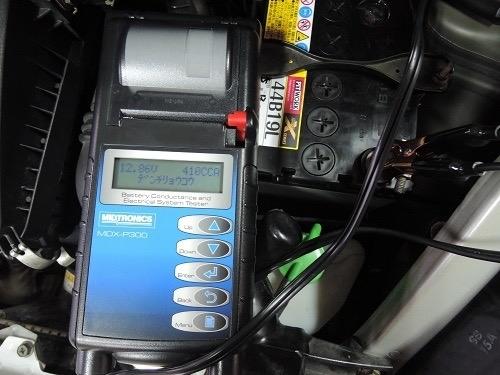 MIDTRONICS[ミドトロニクス]MDX-P300バッテリーテスター